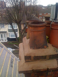 Chimney Flaunching - Birmingham Roofers