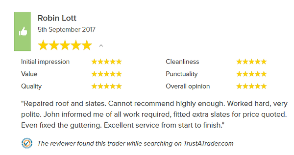 Roof Repair review