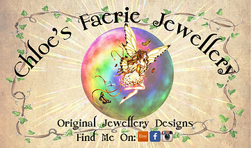 Chloe's faerie Jewellery