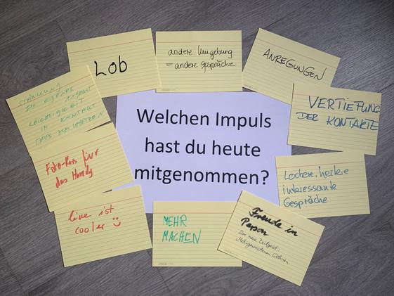 17.07.2021 Walk & Talk in Kaltenkirchen / dat netzwerk