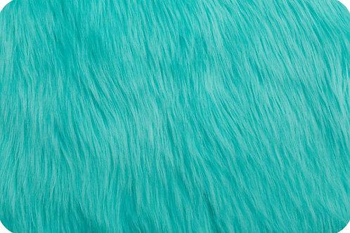 Luxury shag fur aruba