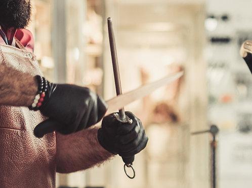 Knive sharpening