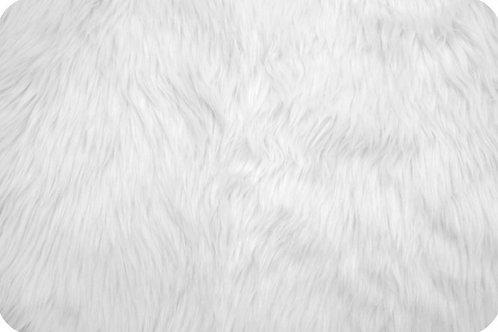 Luxury shag White