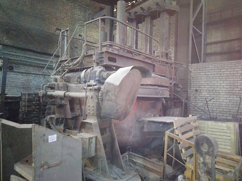 ДСП-3А сталеплавильная электродуговая печь