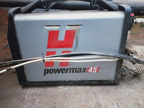 Hypertherm Powermax 45 аппарат плазменной резки