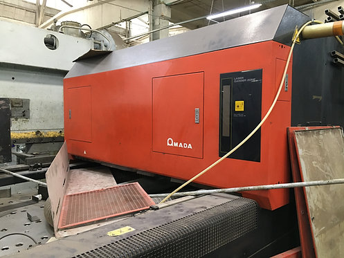 Amada C1500B станок лазерной резки