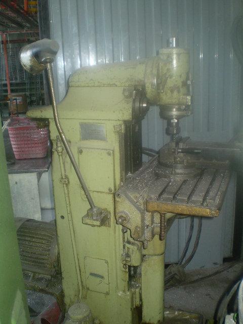 ОФ-55 вертикально-фрезерный консольный станок