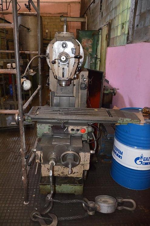 6Т10 вертикальный консольно-фрезерный станок