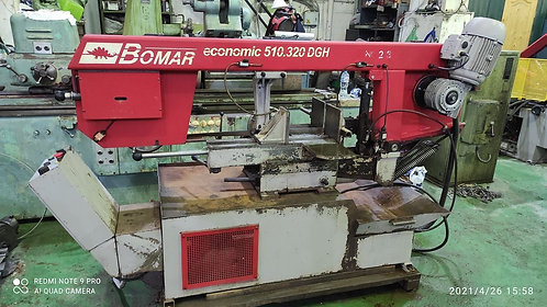 Bomar Ergonomic 510.320 DGH ленточнопильный полуавтоматический станок