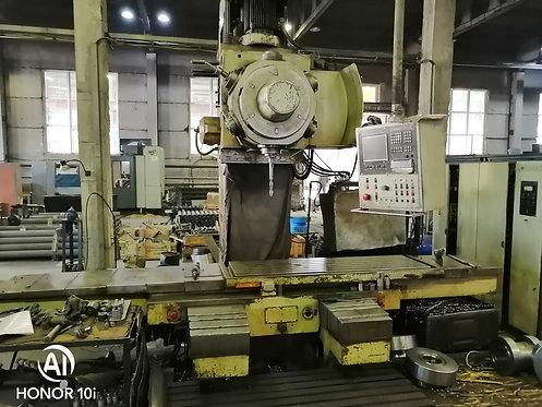 Heckert C500/04 CNC 600 фрезерный обрабатывающий центр