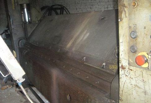 ИВ2144 машина листогибочная с поворотной балкой