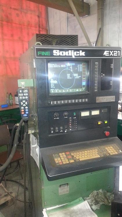 Sodick А530D электроэрозионный проволочно-вырезной станок