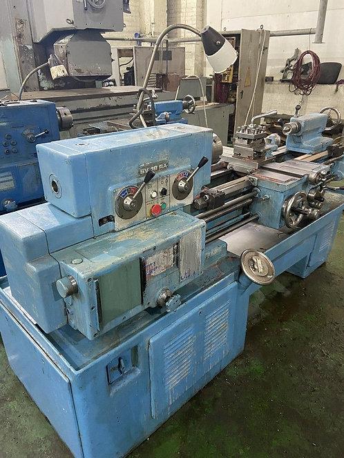 TOS SV 18RA РМЦ 1000мм токарно-винторезный станок