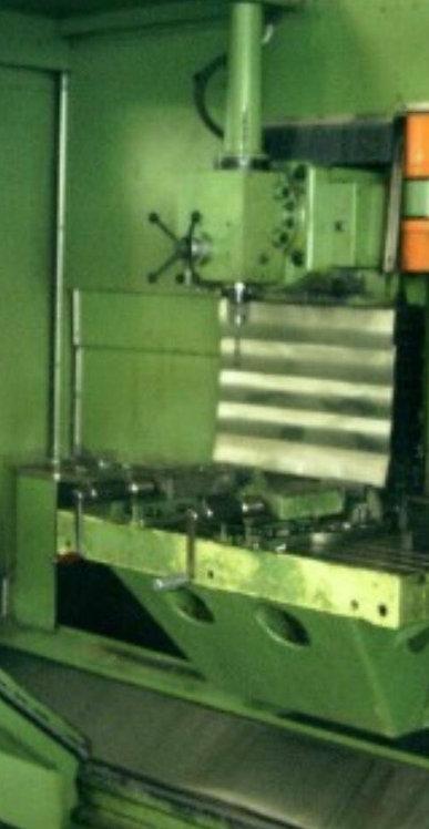 MIKRON WF 61 C с ЧПУ универсально-фрезерный станок