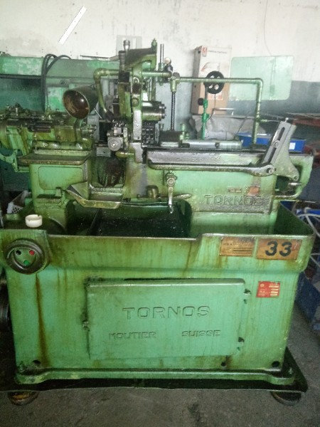 TORNOS R 16 токарный автомат продольно-фасонного точения