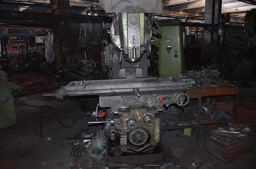 6Р12 вертикальный консольно-фрезерный станок