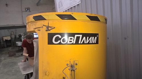 ПУ-1500/SP пылеулавливающий агрегат