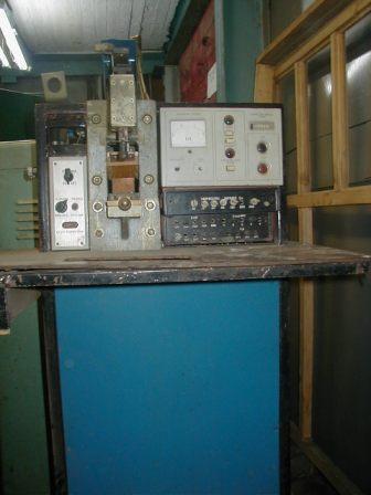 МТК 2201 контактная конденсаторная сварка