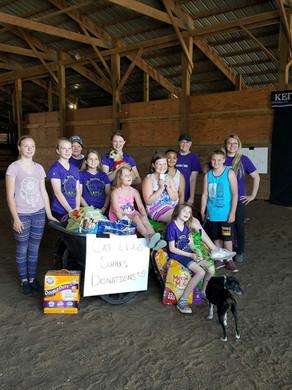 KEC Youth Club Heartland Humane SocietyFundraiser