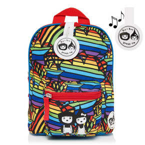 Babymel Backpack (Rainbow Multi) from motherswork