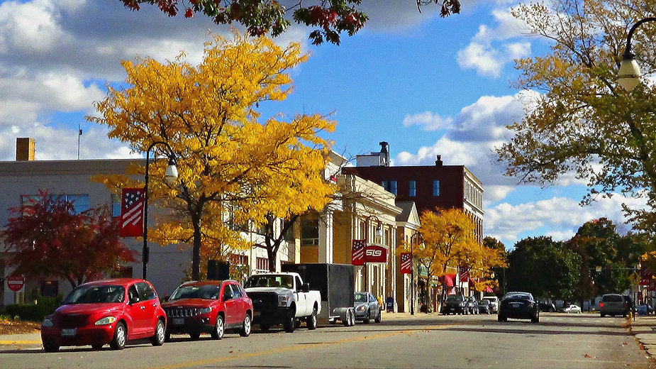 Downtown Autumn - Mitch Michaud.jpg