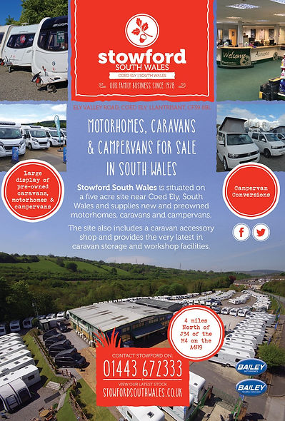 South Wales Caravan Club A5[683] Stowfor