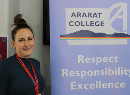 College appoints first female principal
