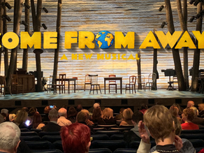 Come From Away: capturing the best of humanity