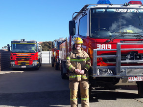 Jeydon Nancarrow set to conquer Melbourne's Firefighter Stair Climb