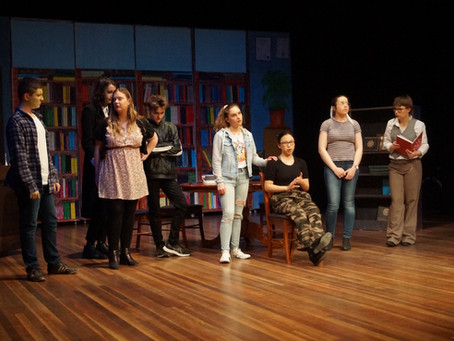 Drama departments pivot