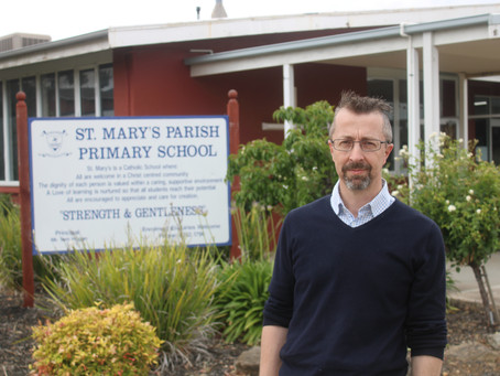 St Mary's principal moves on