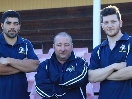 Eagles assemble 'new-look team' ahead of preseason