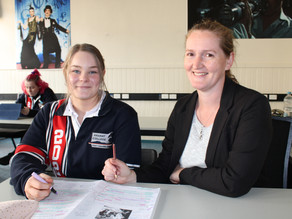 Tutors support student learning