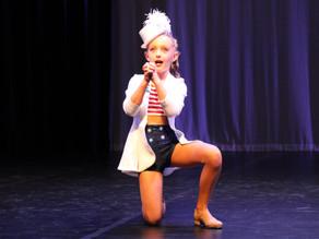 Dancers shine at mini eisteddfod