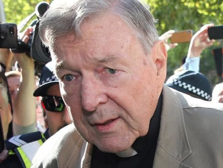 Once an Archbishop, now a sex offender
