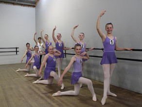 Studios navigate dance exams