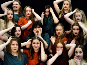 Dynamic dancers will bring their emotions to the stage for annual recital