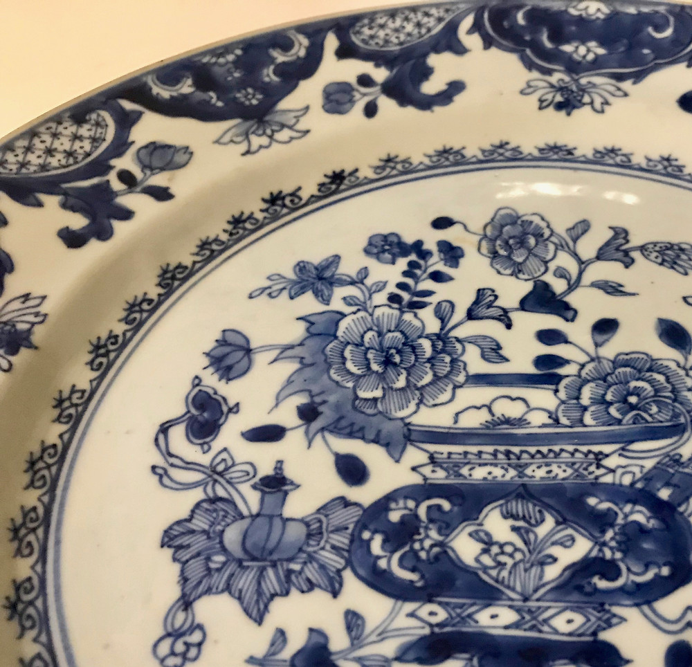 Chinese blue and white