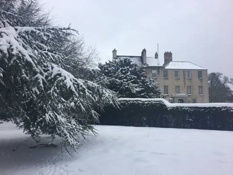 Beast from the East hits KH