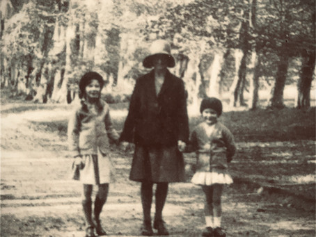 Wartime life at Kemnay House, part 2