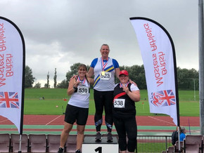 British Masters Athletic Federation Track and Field Championships