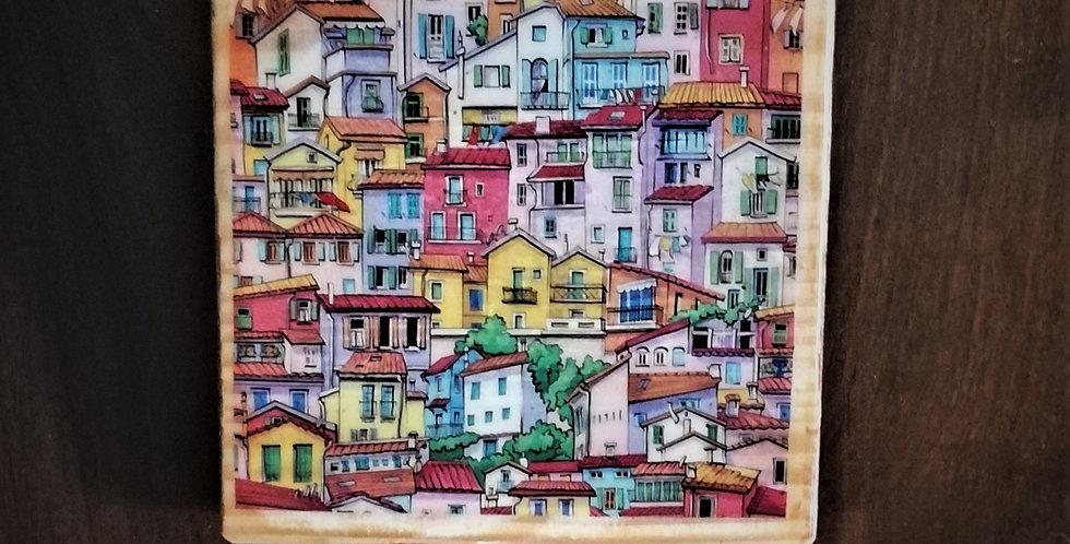 Colourful houses hanger4