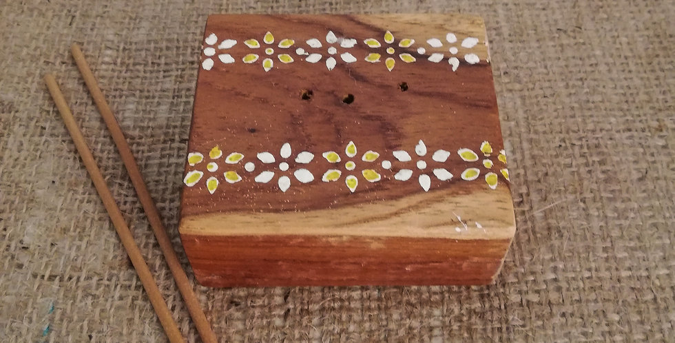 Natural Incense Stick Stand