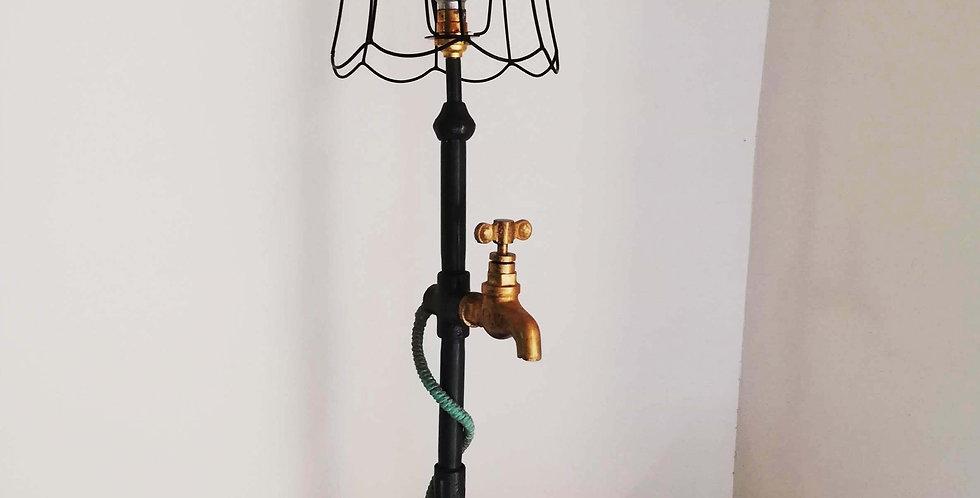 GI Pipe  Lamp