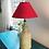 Thumbnail: Bamboo Pattern Glass Bottle Lamp