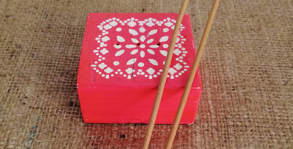 Incense Stick Stand Pink