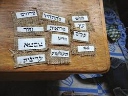 Seder Blessings