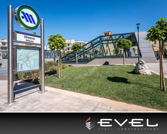 Licensing client - EVEL Steel Constructions