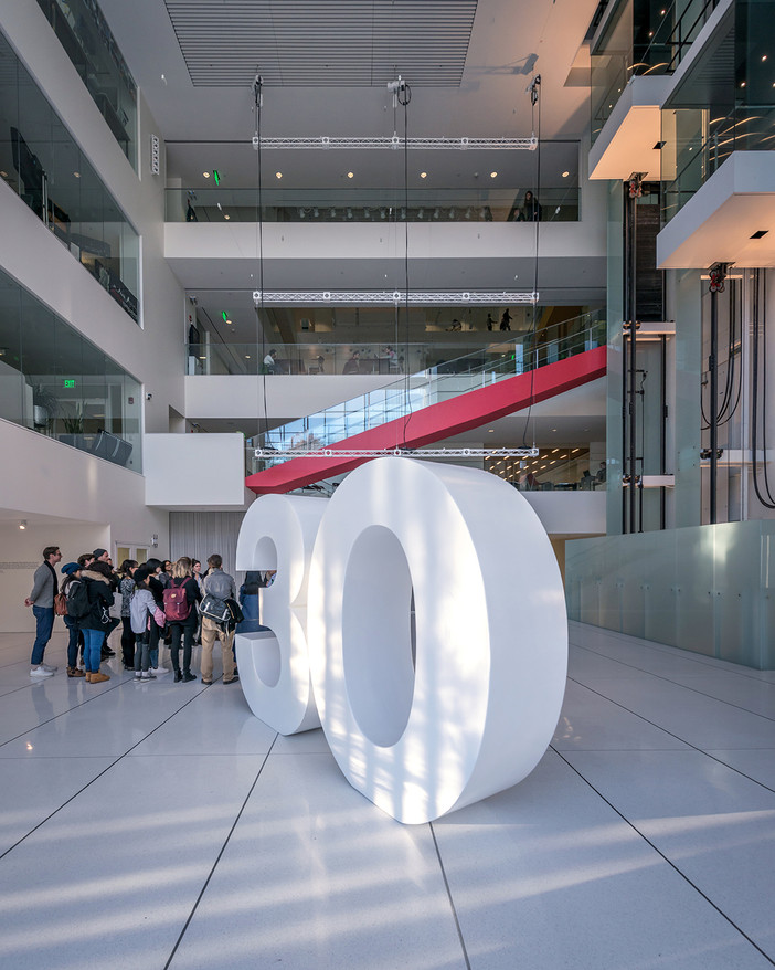 Project update - MIT Media Lab expansion in Cambridge by Fumihiko Maki
