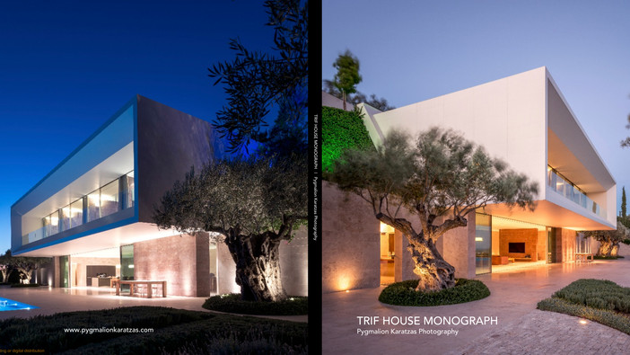 TRIF House - Monograph edition